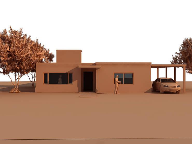 Proyecto 7 Soles Argentina: Casas de estilo  por BENGAL CONSTRUCCIONES,