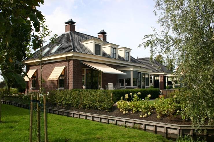 Houses by De Stijl atelier voor bouwkunst