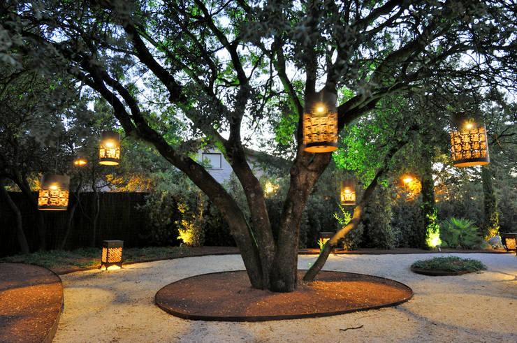 حديقة تنفيذ  Fernando Pozuelo Landscaping Collection
