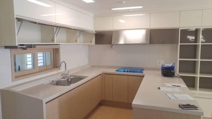 Kitchen by homelatte,
