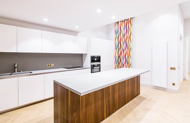 Cocinas de estilo minimalista por Isa de Luca