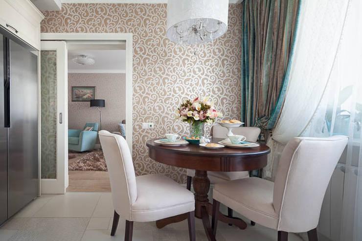 غرفة السفرة تنفيذ Pegasova design