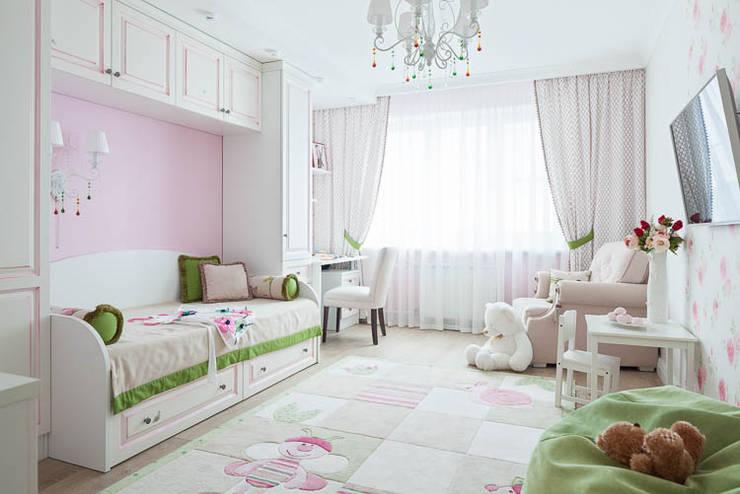 modern Nursery/kid's room by Pegasova design
