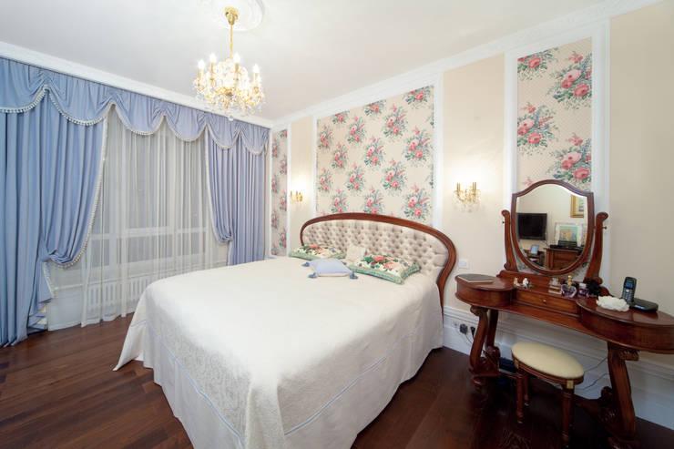 Измайловский: Спальни в . Автор – Pegasova design