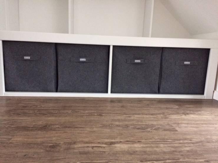 Oficinas y tiendas de estilo minimalista de Stich-haltig Minimalista