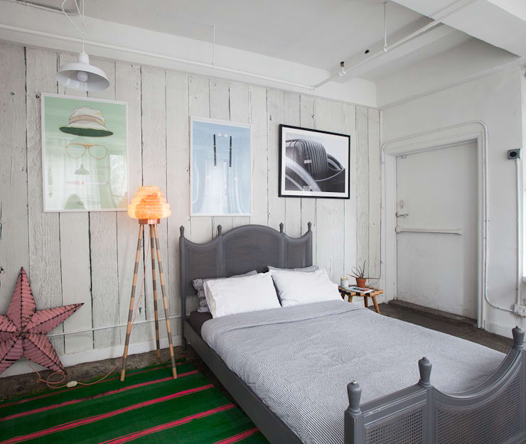 Bedroom by MERVE KAHRAMAN PRODUCTS & INTERIORS