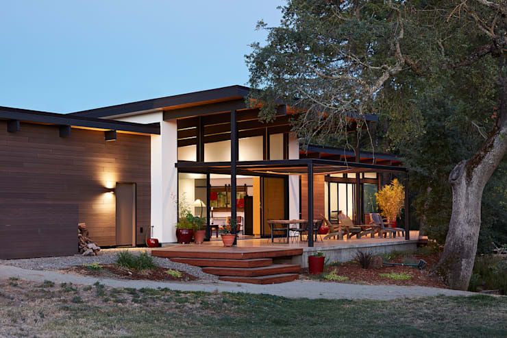Houses by Klopf Architecture