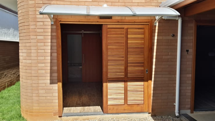 窗戶 by EKOa Empreendimentos Sustentáveis