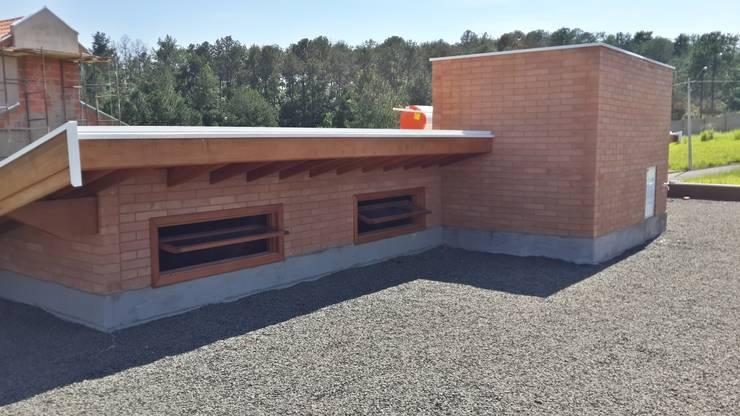 Terrazas de estilo  por EKOa Empreendimentos Sustentáveis