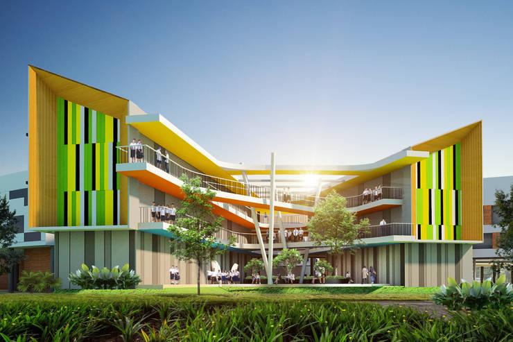 โรงเรียนสาธิต มหาวิทยาลัยราชภัฎลำปาง:   by PM DESIGN co.,ltd
