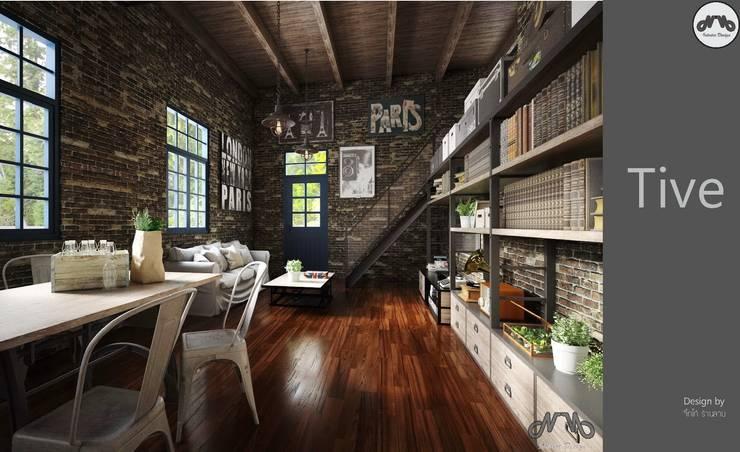เขียนแบบ Tive:   by N.N Interior  Design