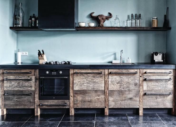 Sloophout prachtig in je nieuwe interieur designed door restylexl