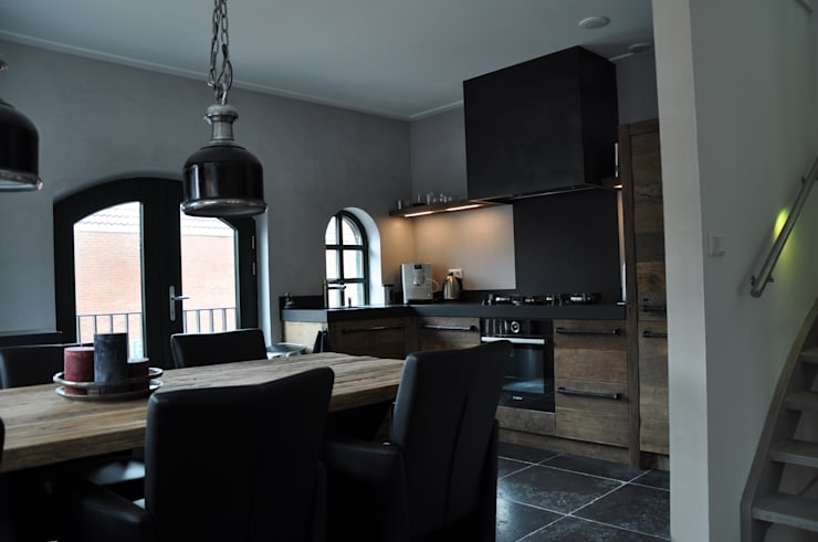 Keuken Hoorn:  Keuken door RestyleXL