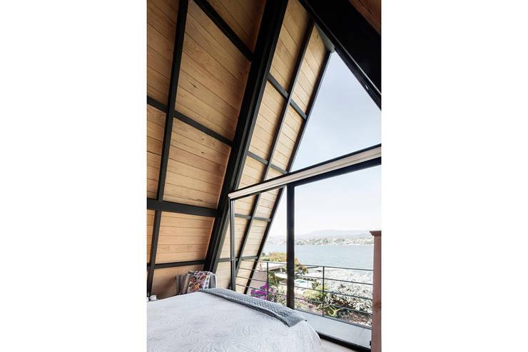 Casa A: Recámaras de estilo minimalista por Método Arquitectos