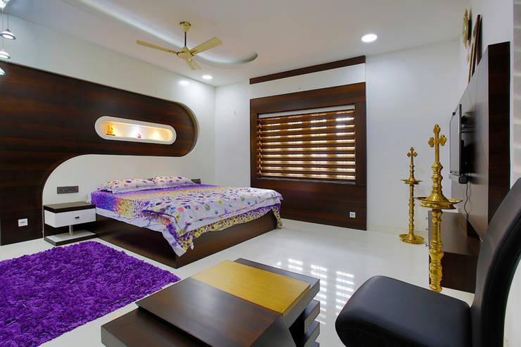 Elegance at Its Best!:  Bedroom by Premdas Krishna