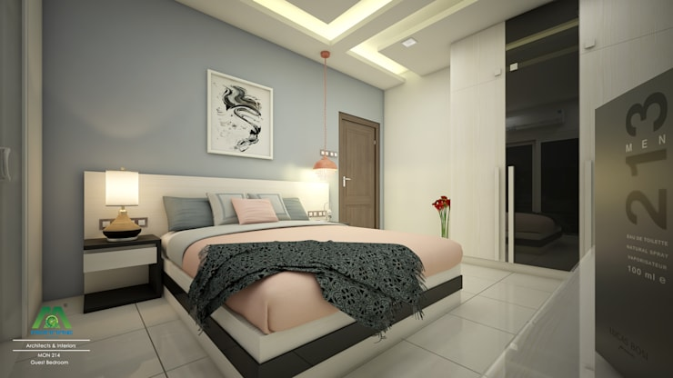 Bedroom by Premdas Krishna