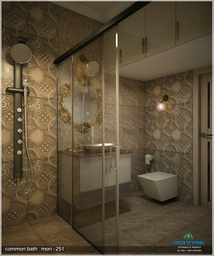 Timeless Beauty… :  Bathroom by Premdas Krishna