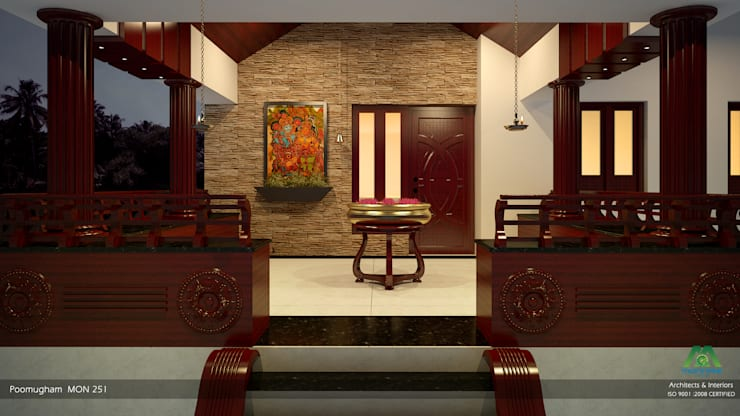 Timeless Beauty...: classic Living room by Premdas Krishna