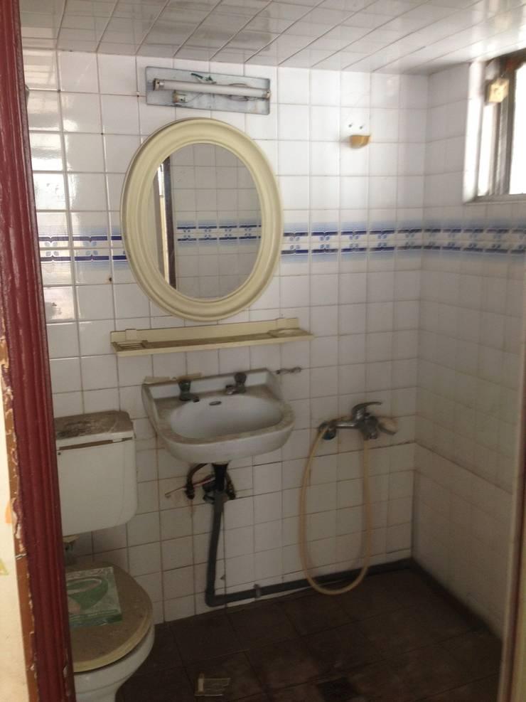 二樓淋浴間:   by 御棠營造有限公司
