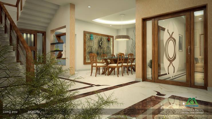 Awesome Attire:  Dining room by Premdas Krishna