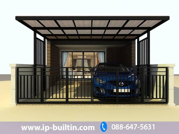 ตกแต่งภายใน ที่จอดรถ:   by IP BUILT IN