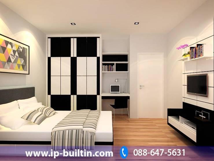 ตกแต่งภายใน ห้องนอน:   by IP BUILT IN