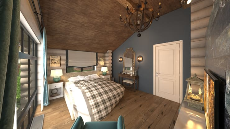 Bedroom by atmosvera,