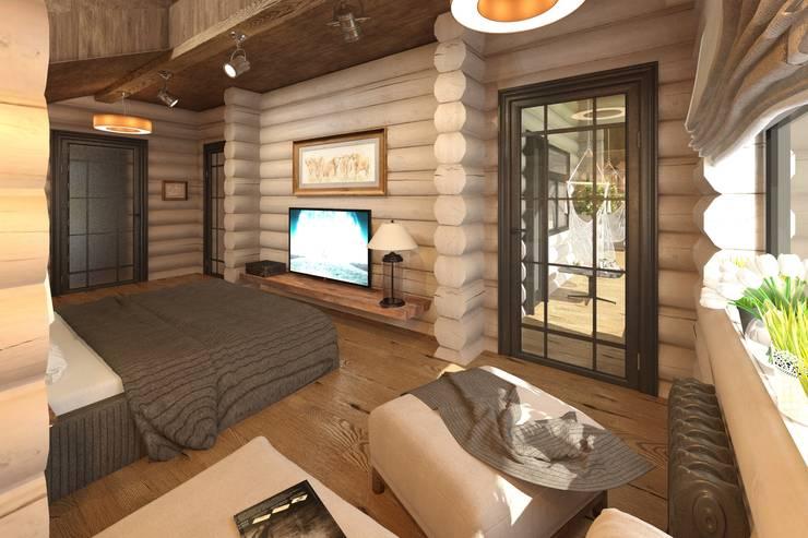 Bedroom by atmosvera