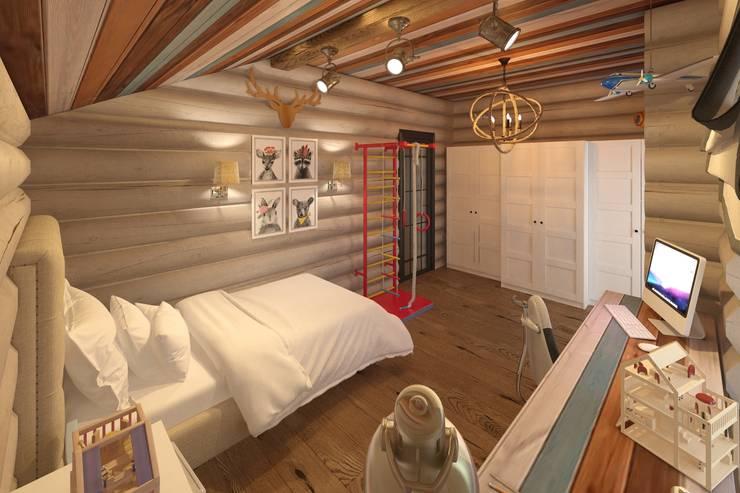 Nursery/kid's room by atmosvera