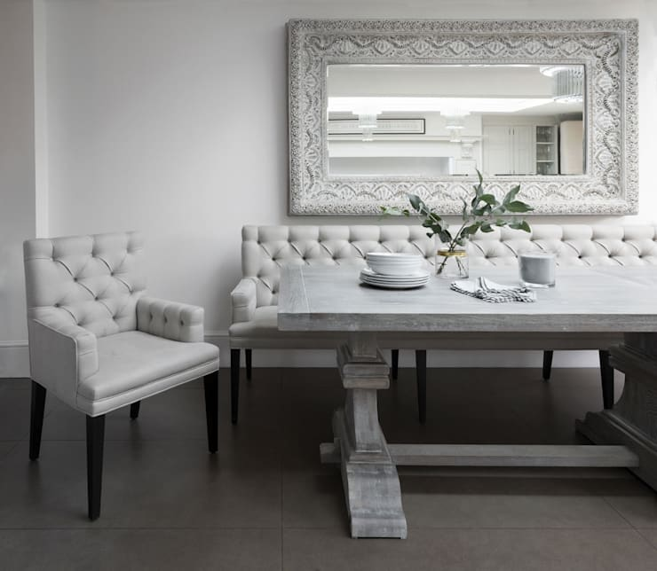 Dining room by Sweetpea and Willow® London Ltd