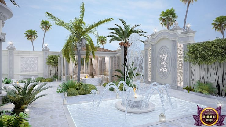 منازل تنفيذ Luxury Antonovich Design