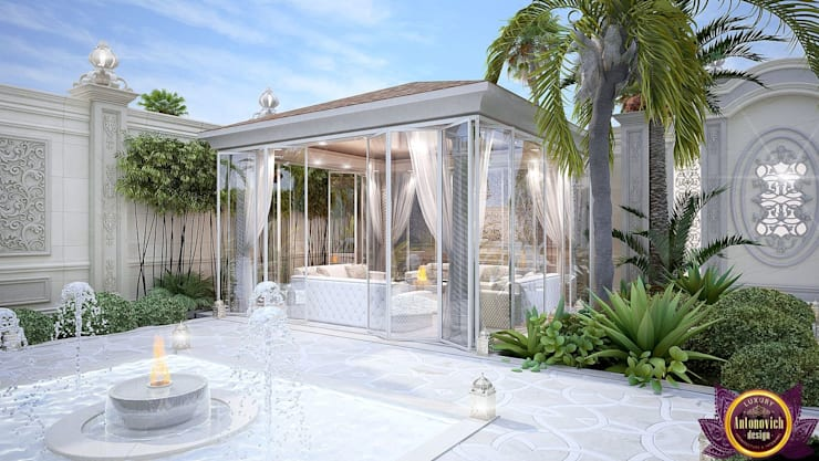 Architecture Masterpieces of Katrina Antonovich  :  Houses by Luxury Antonovich Design, Classic