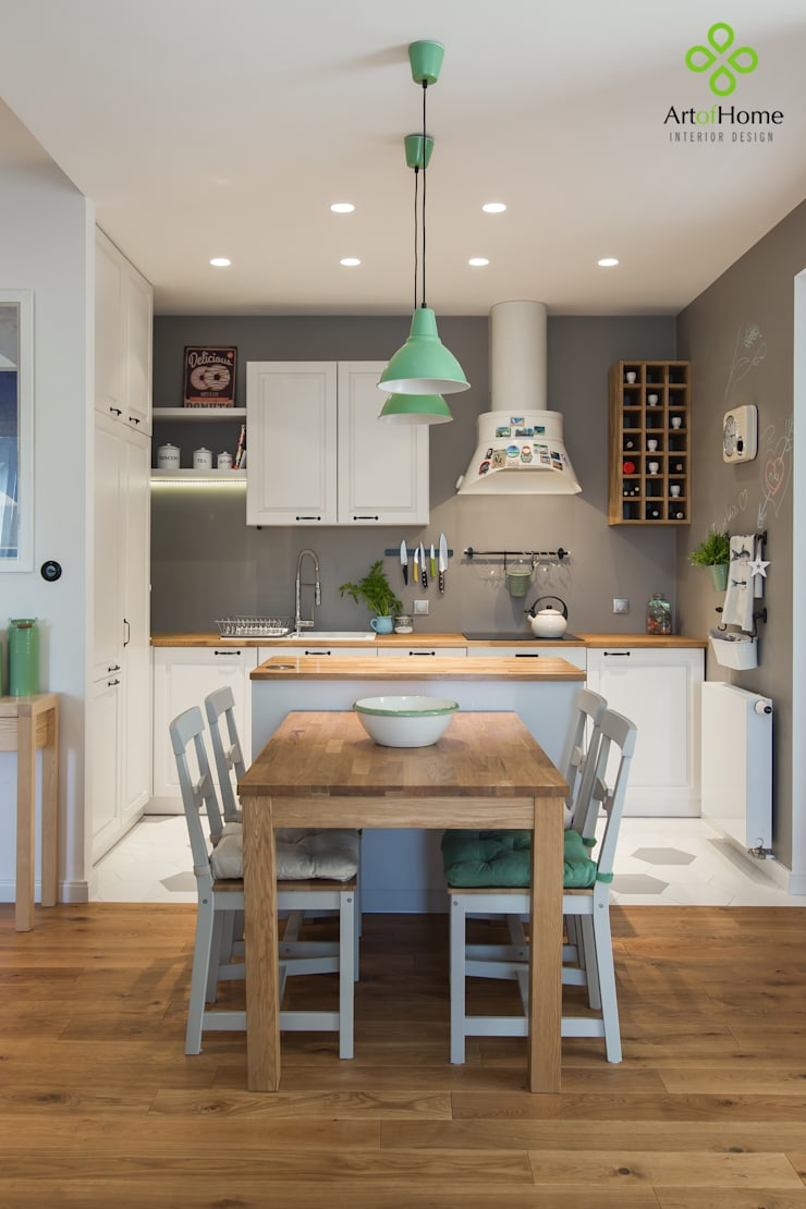 Kitchen by Art of home, Country