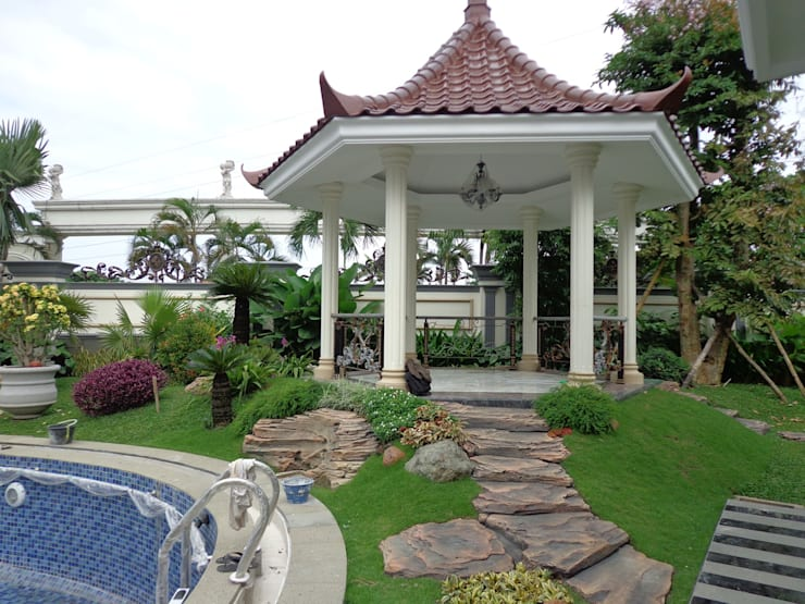 حدائق تنفيذ TUKANG TAMAN SURABAYA - jasataman.co.id