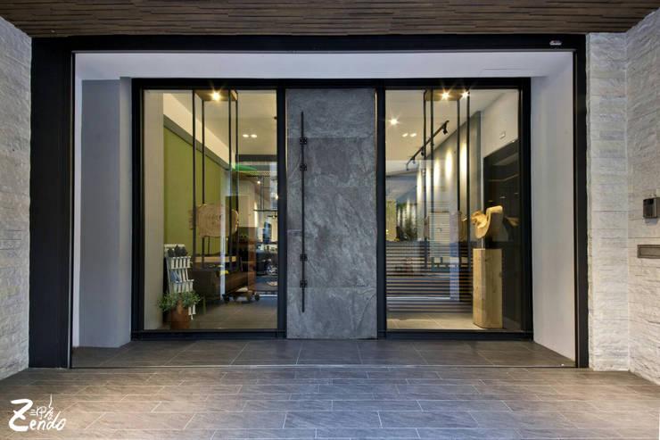 中山朕之道:  窗戶 by Zendo 深度空間設計