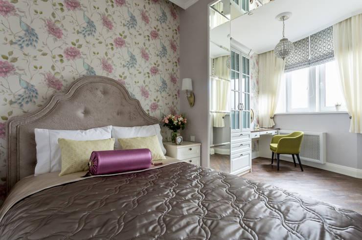 غرفة نوم تنفيذ N-HOME   Ната Хатисашвили