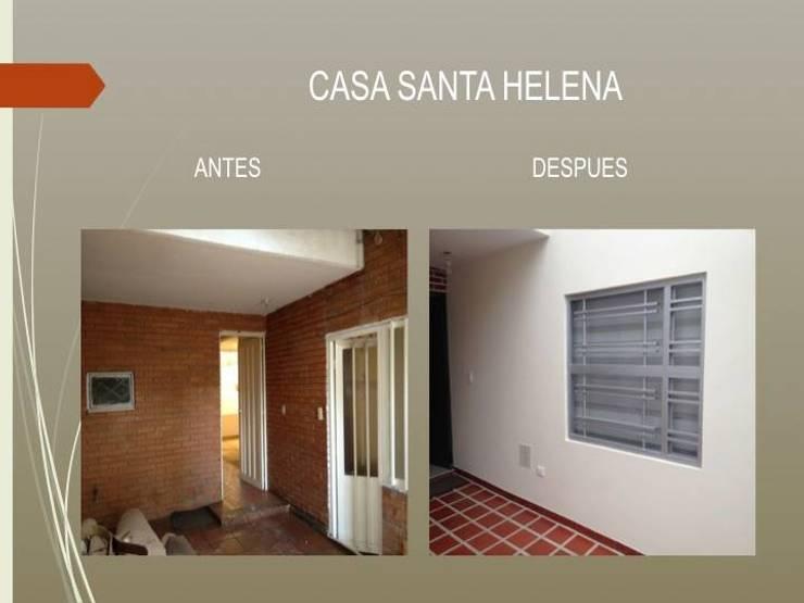 Garaje de Erick Becerra Arquitecto