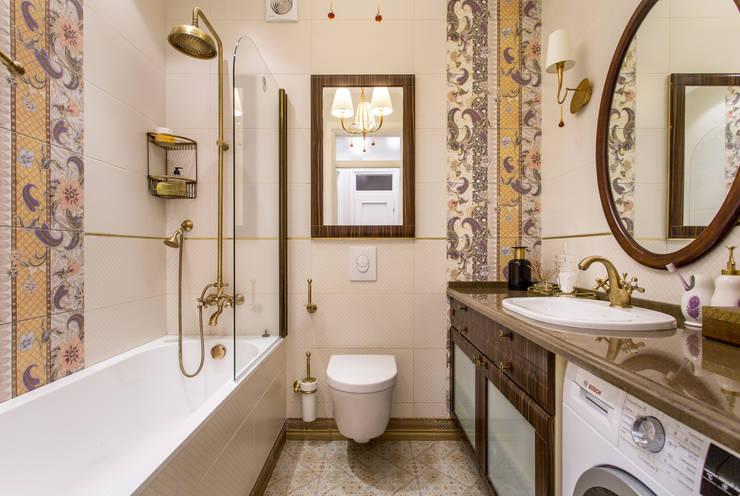 Ванная: Ванные комнаты в . Автор – N-HOME | Ната Хатисашвили