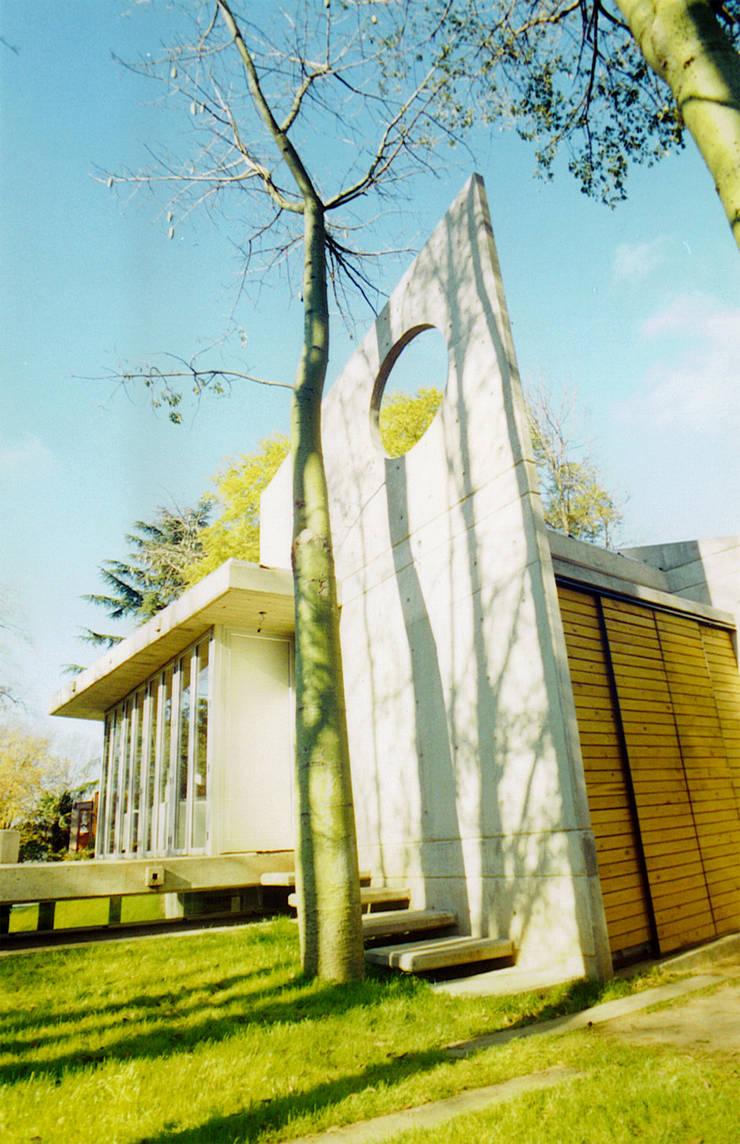Casas de estilo  de MZM | Maletti Zanel Maletti arquitectos, Moderno