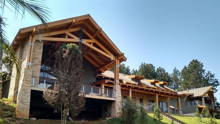 Houses by Patricia Abreu arquitetura e design de interiores