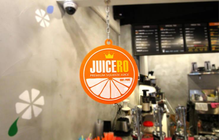 Juicero : 디자인 스튜디오 파브의  다이닝 룸