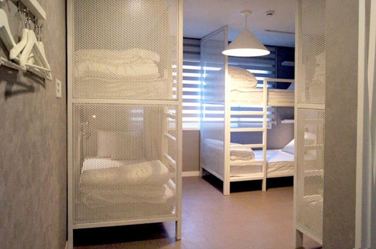 Most : 디자인 스튜디오 파브의  침실