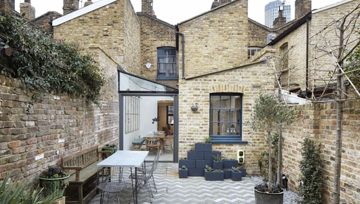 Сады в . Автор – Fraher Architects Ltd