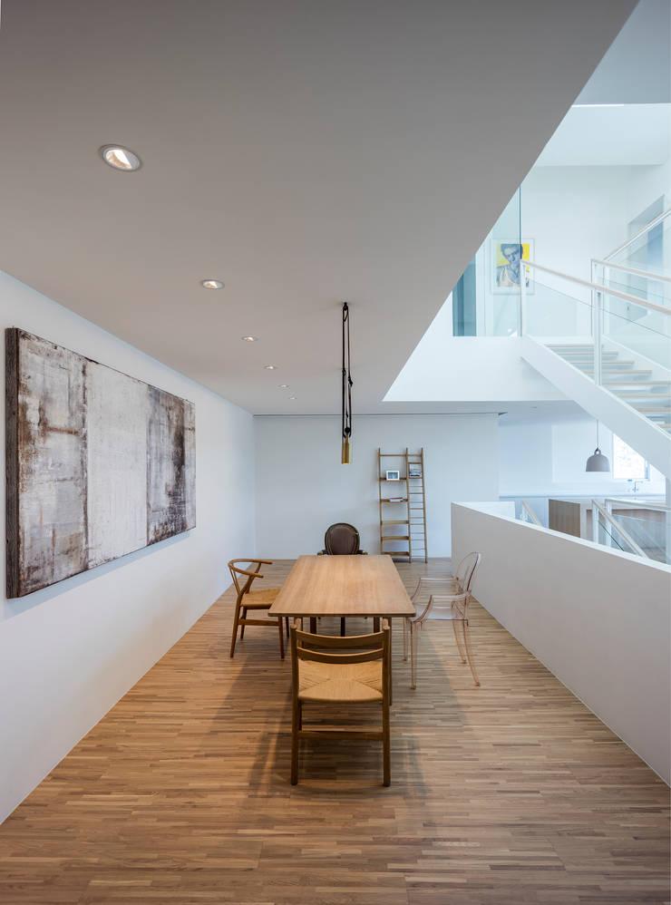 陽明山鄭宅   House C:  餐廳 by  何侯設計   Ho + Hou Studio Architects
