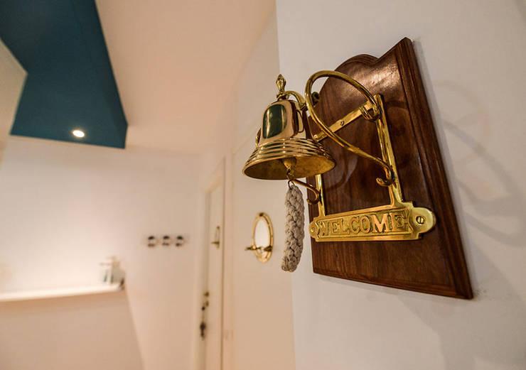 Hoteles de estilo  por Ercolani Bros.