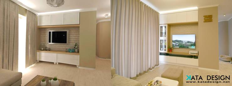 Salas / recibidores de estilo  por Kata Design,