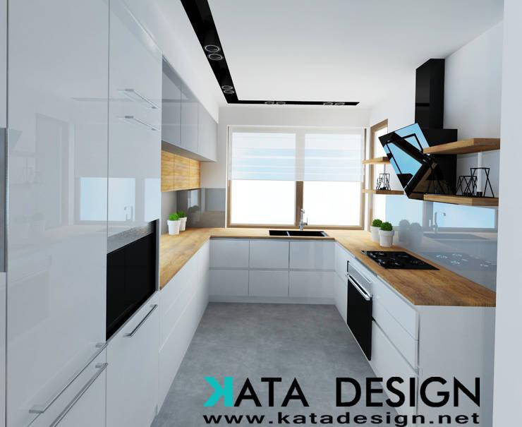 Cocinas de estilo  por Kata Design, Moderno