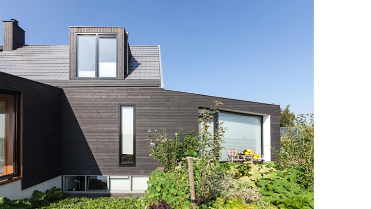 Woonhuis Bonkelaarsdijk:  Huizen door GeO Architecten