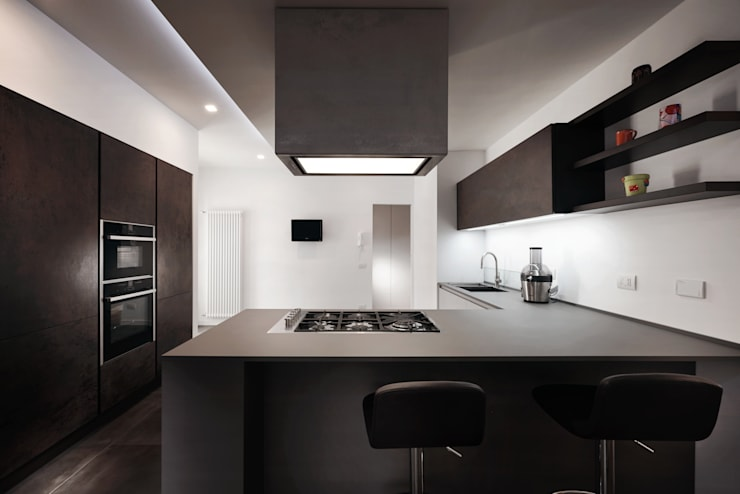 Cocinas de estilo  por Gruppo Castaldi | Roma
