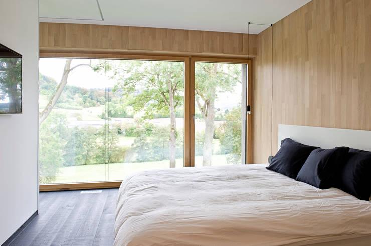 Slaapkamer door massive passive